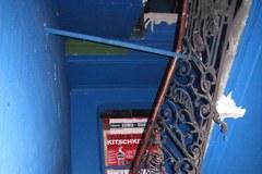 Na tych schodach krakowskiego klubu doszło do tragedii