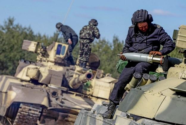 """Na Ukrainie mobilizacja. """"Już 19 tys. żołnierzy"""""""