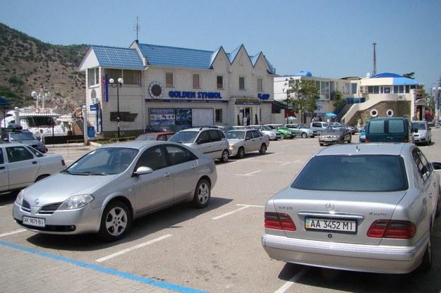 Na Ukrainie rządzą kierowcy