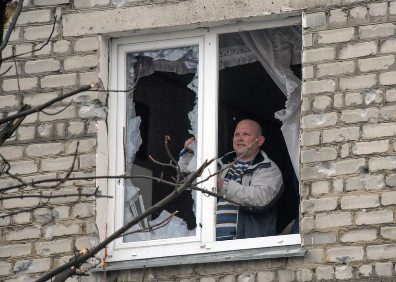 Na Ukrainie sytuacja znów jest bardzo trudna /PAP/EPA