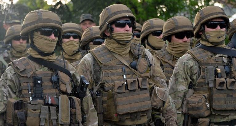 Na Ukrainie trwają walki /AFP