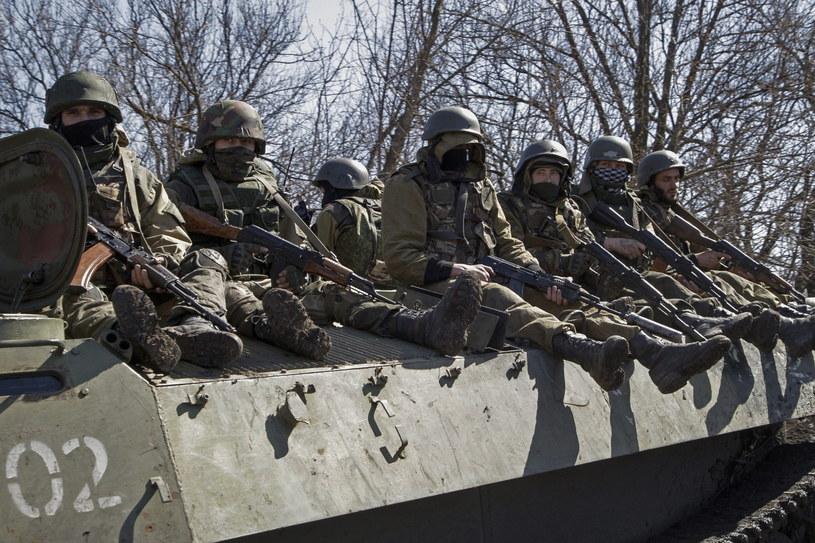 Na Ukrainie wciąż jest niespokojnie i trwają walki /AFP
