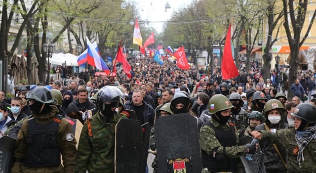 Na Ukrianie robi się coraz niebezpieczniej /VOLODYMYR PETROV /PAP/EPA