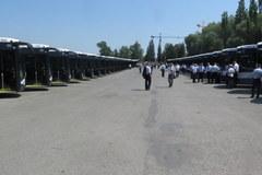 Na ulice Krakowa wyjechało 77 nowych autobusów Solaris