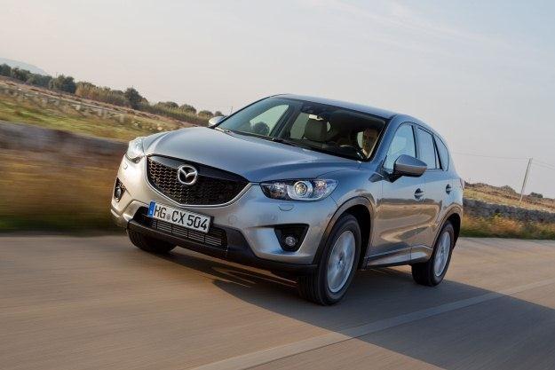 Na umowie skorzysta na pewno Mazda, która niemal wszystkie modele produkuje w Japonii /