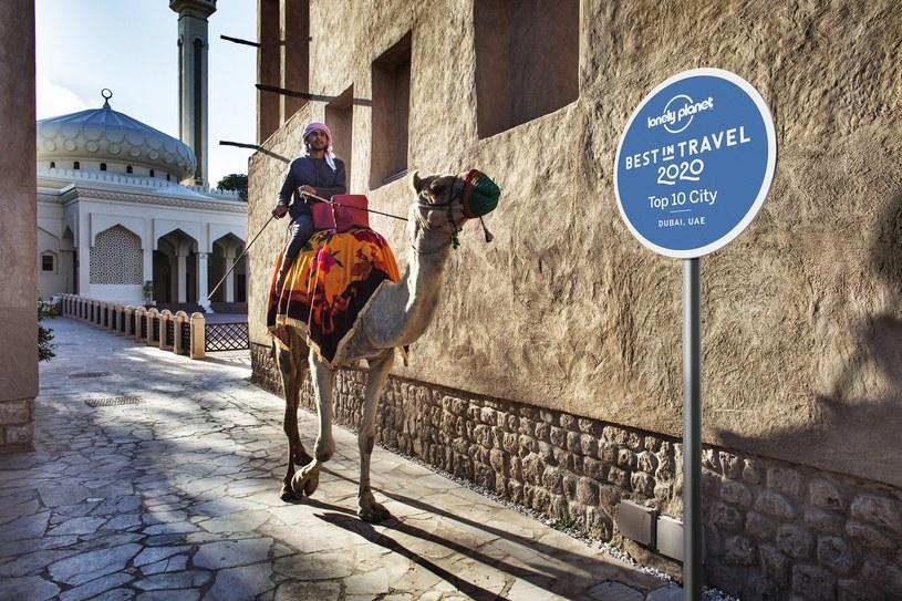 Na uwagę zasługuje zwłaszcza historyczna dzielnica Al Fahidi, słynąca z muzeów czy galerii sztuki /materiały promocyjne