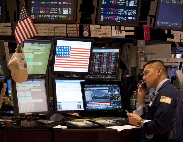 Na Wall Street mocne spadki po zapowiedzi referendum w Grecji /AFP