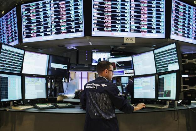 Na Wall Street niewielkie spadki indeksów /AFP