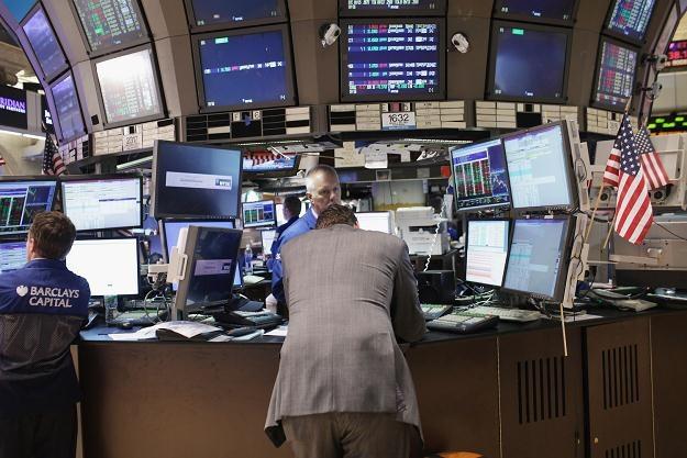 Na Wall Street spadki z powodu rozczarowujących wyników Google /AFP