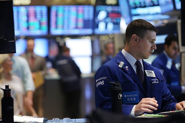 Na Wall Street spadki z powodu słabych danych i obaw o sytuację na Płw. Koreańskim /AFP