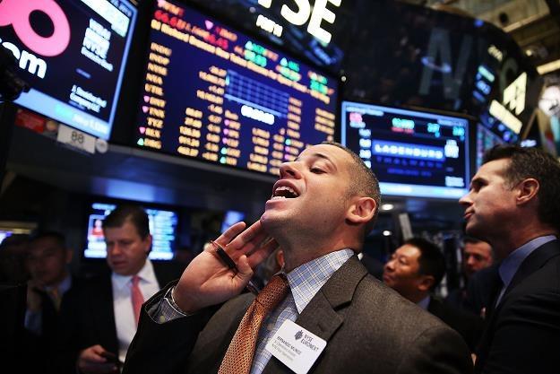 Na Wall Street wzrosty po decyzji EBC /AFP