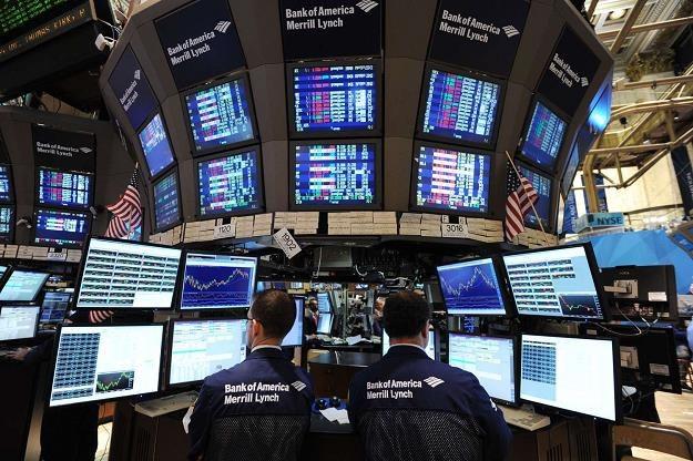 Na Wall Street wzrosty, w centrum uwagi awaria na Nasdaq /AFP