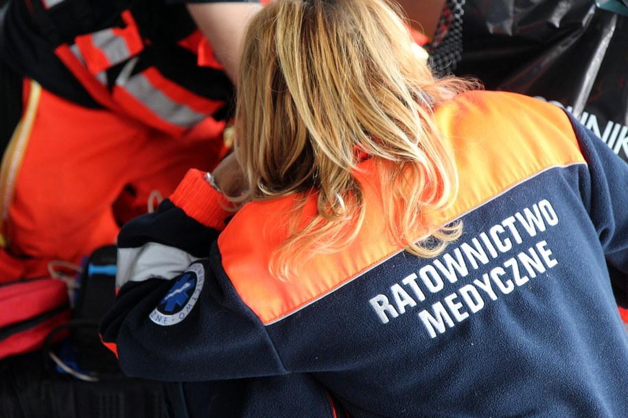 Na węźle Konotopa spłonął samochód. Strażacy odnaleźli poparzone ciało kobiety. Zdjęcie ilustracyjne /Piotr Bułakowski /RMF FM