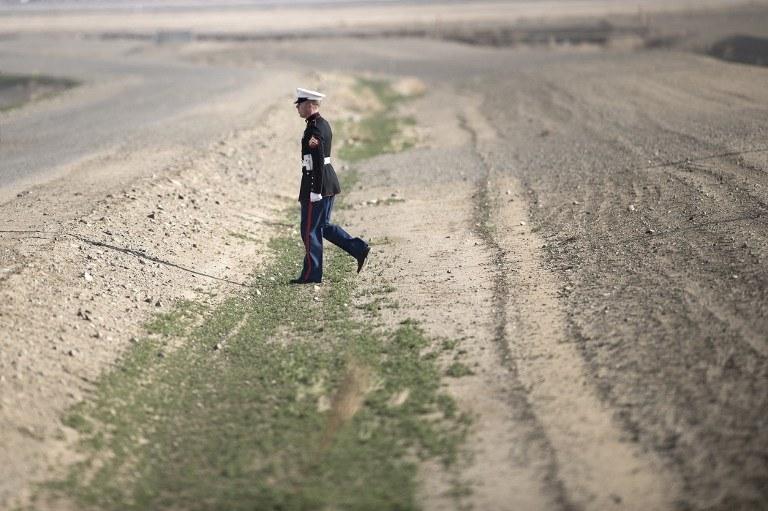 """Na większości terytorium panuje """"ekstremalna susza"""" /AFP"""