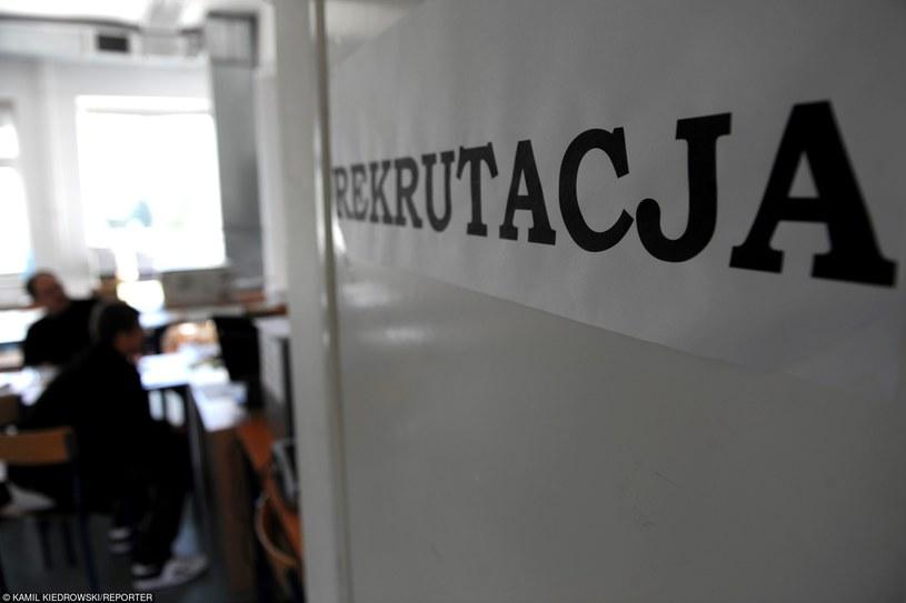 Na wielu kierunkach uruchomiono dodatkową rekrutację /Kamil Kiedrowski /Reporter
