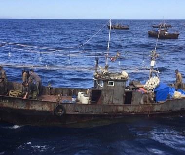 Na wodach terytorialnych Rosji zatrzymano 161 kłusowników