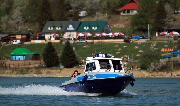 Na wodzie też można stracić prawo jazdy / Fot: Lech Gawuc /Reporter
