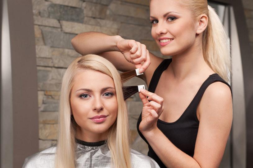 Na wprowadzeniu płacy minimalnej skorzystają między innymi fryzjerzy /123RF/PICSEL
