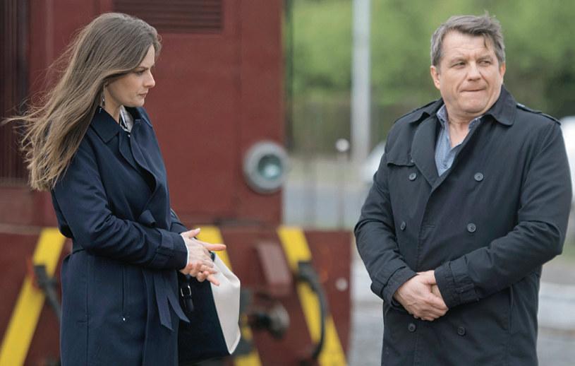 """""""Na Wspólnej"""": Natalia powie, że Marek pokazał jej, iż nie należy się poddawać i tym ją zmobilizował /Świat Seriali"""