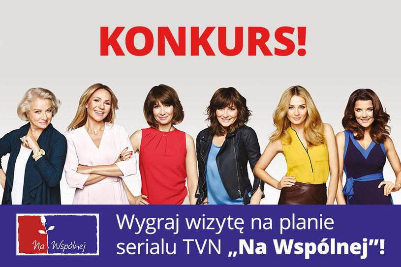 """""""Na Wspólnej"""" /TVN"""