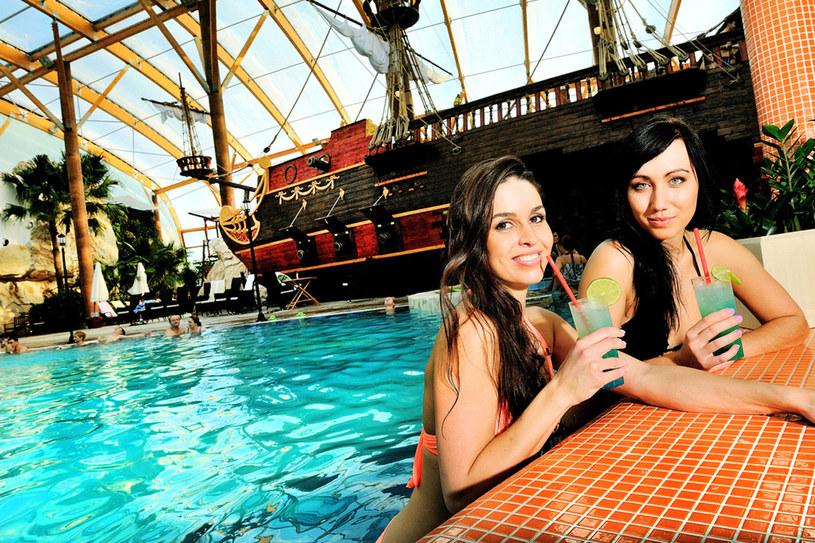 Na wszystkich gości, którzy będą chcieli zobaczyć Water Battle będą czekały atrakcje nowego kompleksu Tropical Paradise /fot. tatralandia.sk /&nbsp