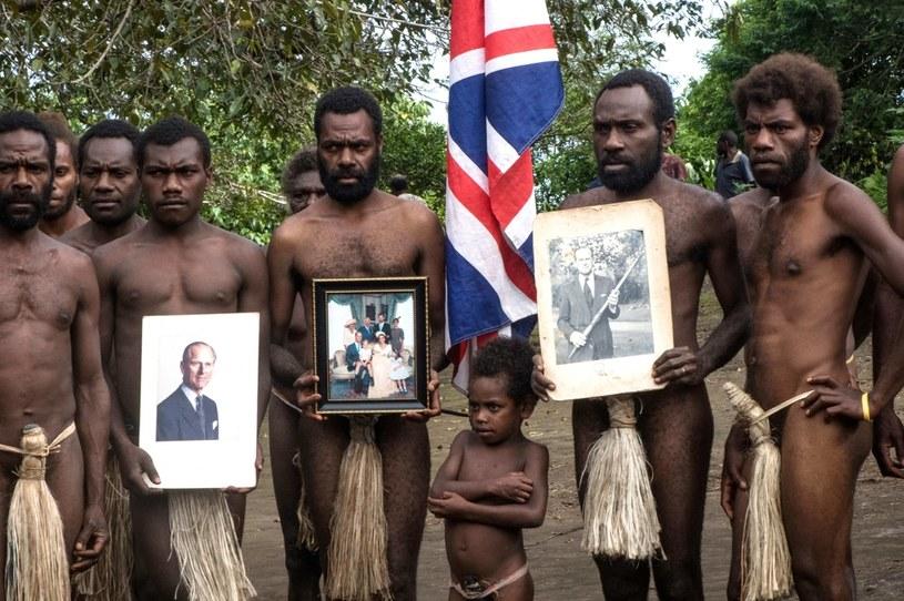 Na wyspie Tanna rozwinął się kult księcia Filipa /AFP