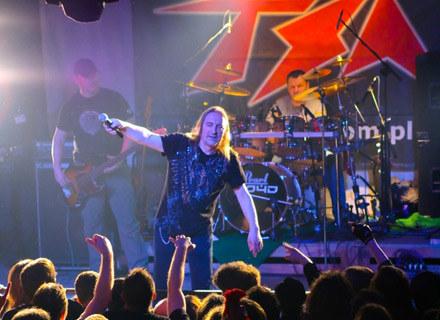 Na zakończenie Rock Metal Fest zagra TSA /fot. Bartosz Nowicki