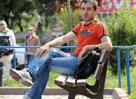 Na zdj. 33-letni Halil Ibrahim Dincdag /AFP