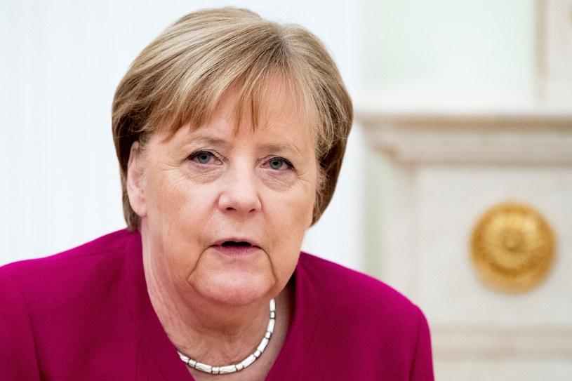 na zdj. Angela Merkel /AFP