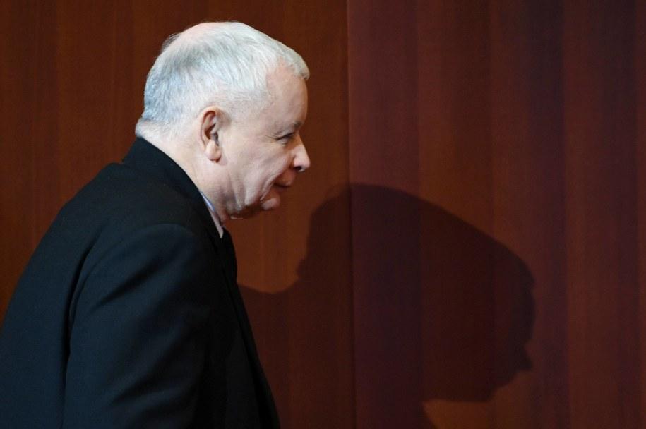 Na zdj. Jarosław Kaczyński /Darek Delmanowicz /PAP