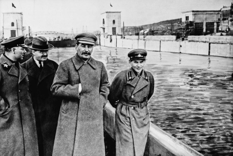 Na zdj. Józef Stalin /ITAR-TASS/Joseph Stalin /PAP