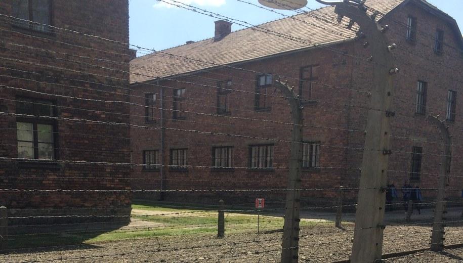 Na zdj. KL Auschwitz /Archiwum RMF FM
