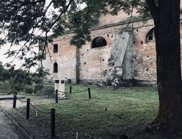 Na zdj. kościół w Kisielinie, gdzie 11 lipca 1953 roku doszło do brutalnego ataku /Karolina Bereza /Archiwum RMF FM