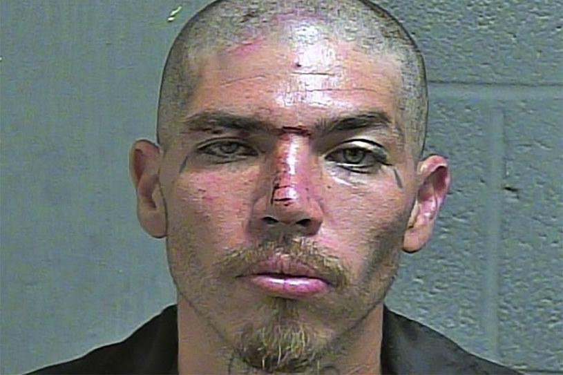 Na zdj. Pablo Robledo /Oklahoma County Detention Center/Associated Press /East News