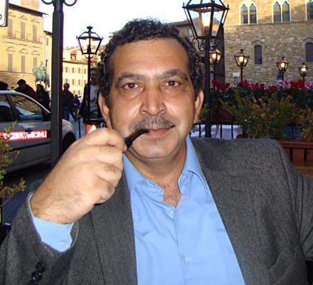 Na zdj. prof. Bassam Aouil /