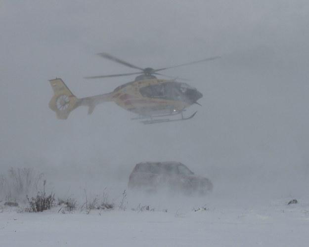 Wieczorna akcja ratownicza w rejonie Przehyby. Szukano 24-latka