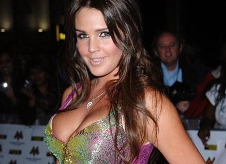 Na zdj. seksowna Danielle Lloyd /Getty Images/Flash Press Media