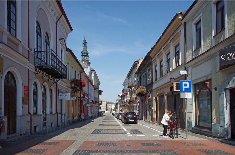 Na zdj. ul. Rwańska w Radomiu, jedna z najstarszych w mieście /Marek BAZAK/East News /East News