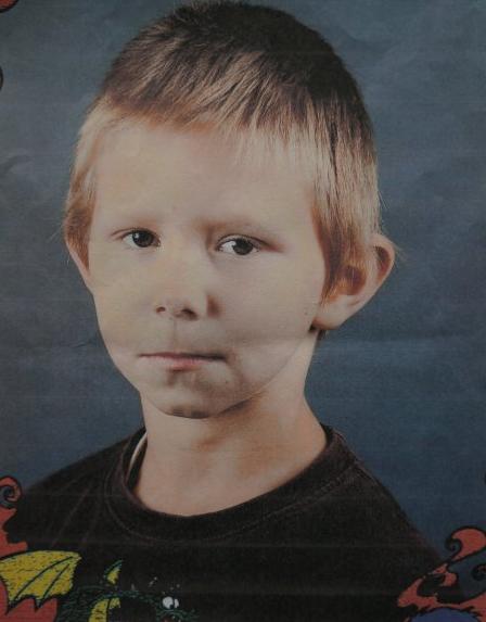 Na zdjęciu 12-letni Michał /Policja