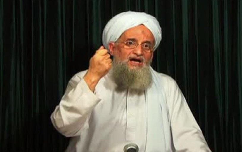 Na zdjęciu Ajman az-Zawahiri, jeden z przywódców Al-Kaidy /AFP