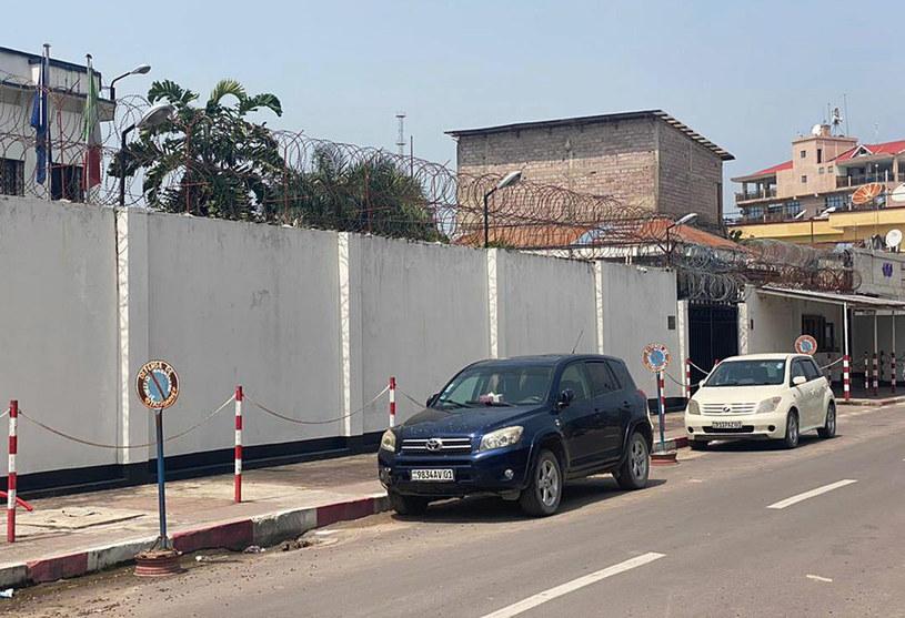 Na zdjęciu: Ambasada Włoch w Kinszasie /ITALIAN FOREIGN MINISTRY /PAP/EPA
