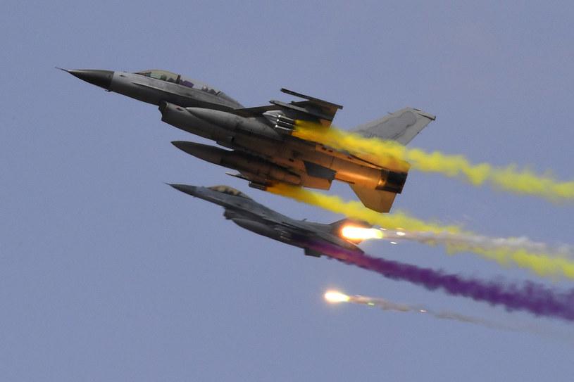 Na zdjęciu: Amerykańsko-południowokoreańskie manewry wojskowe /JUNG YEON-JE /AFP