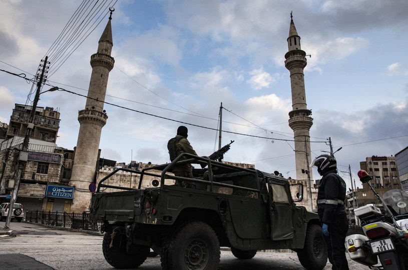 Na zdjęciu: Amman /AMEL PAIN /PAP/EPA