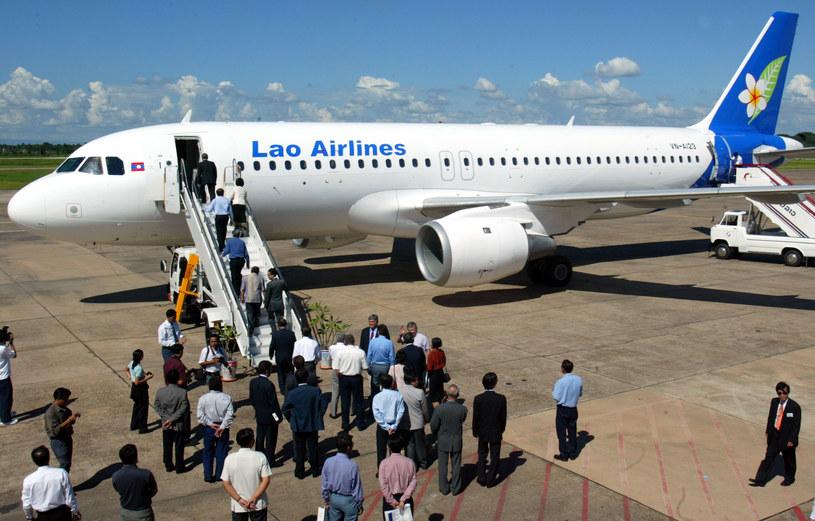 Na zdjęciu archiwalnym Airbus A320 /SAEED KHAN /AFP