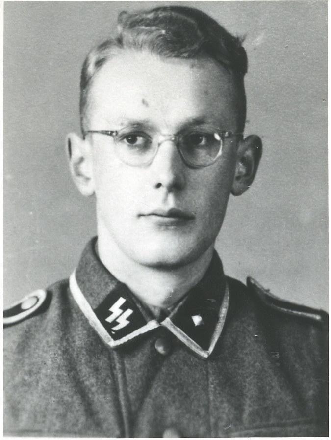 Na zdjęciu archiwalnym bez daty były esesman, strażnik z niemieckiego obozu Auschwitz, Oskar Groening /Państwowe Muzeum Auschwitz-Birkenau w Oświęcimiu /PAP