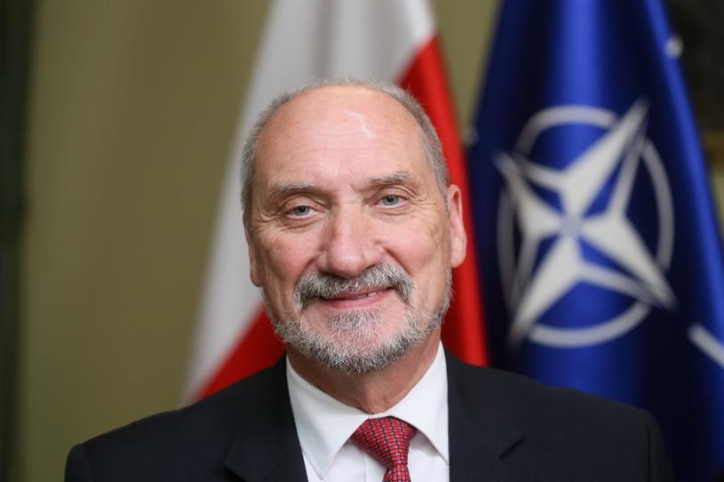 Na zdjęciu archiwalnym z 12.09.2017 r. były już minister obrony narodowej Antoni Macierewicz /Paweł Supernak /PAP