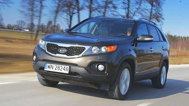 Na zdjęciu auto sprzed liftingu z krajowej sieci sprzedaży z 2010 roku w cenie ok. 50 tys. zł. /Motor