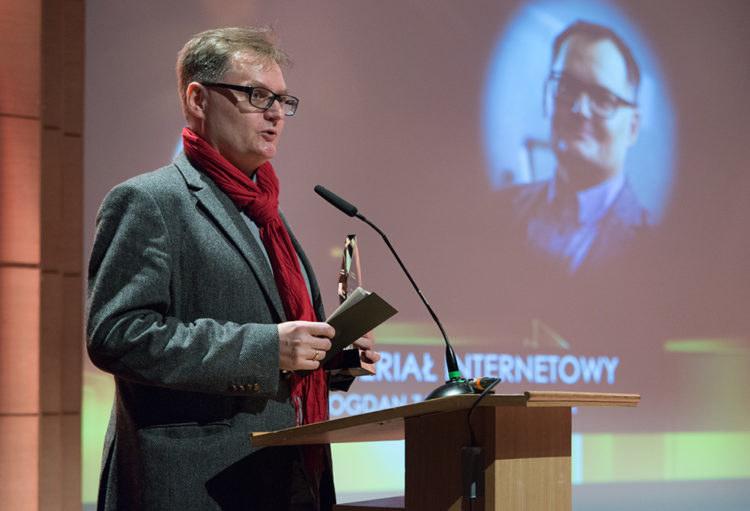 Na zdjęciu Bogdan Zalewski/RMF FM /Fotografia Paweł Mazur /