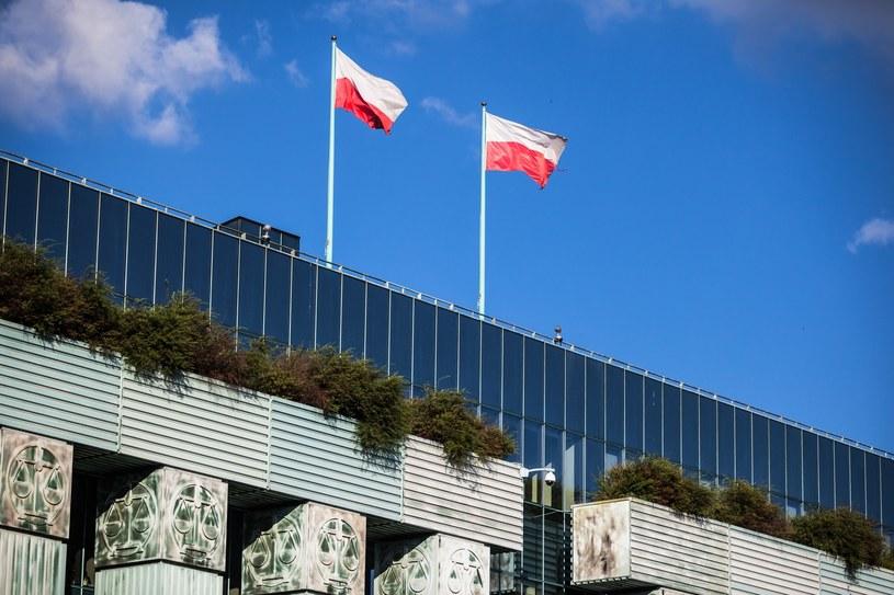 Na zdjęciu budynek Sądu Najwyższego w Warszawie /Adam Burakowski /Reporter