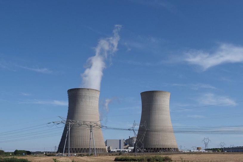 Na zdjęciu: Elektrownia jądrowa /GUILLAUME SOUVANT /AFP